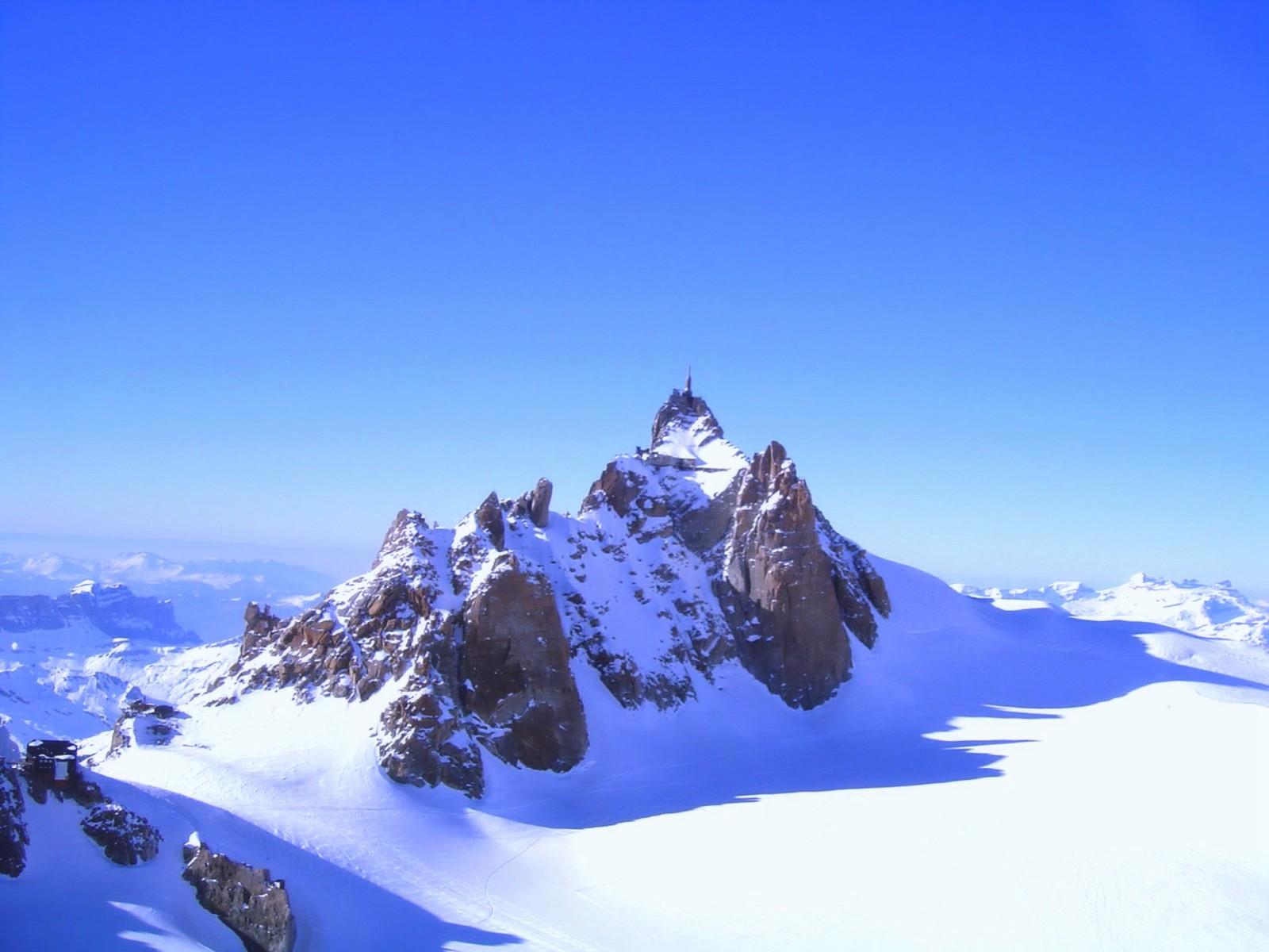 Wallpaper-paysage-montagne-mont-blanc-nature